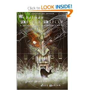 Batman: Arkham Asylum - A Serious House on Serious Earth, 15th Anniversary Edition by