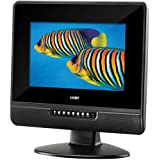 Coby TFTV1022 10.2-Inch Widescreen TFT LCD Digital TV/Monitor (Black) ~ Coby