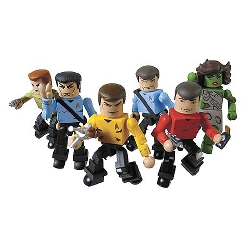 Star Trek Minimates Series 1 Case - Buy Star Trek Minimates Series 1 Case - Purchase Star Trek Minimates Series 1 Case (Diamond Select, Toys & Games,Categories,Action Figures,Collectibles)