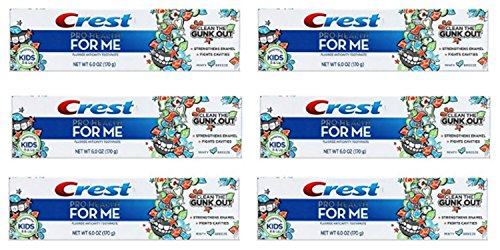 Lot of 6 Tubes Crest Pro-health for Me Anticavity Fluoride Minty Breeze Flavor Toothpaste 6 oz/each Exp Date: NO/16 or November 2016 (Crest Pro Health Minty Breeze compare prices)