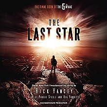 The Last Star: The Final Book of The 5th Wave | Livre audio Auteur(s) : Rick Yancey Narrateur(s) : Phoebe Strole, Ben Yannette