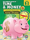 The Complete Book of Time and Money, Grades K-3