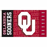 Oklahoma Sooners 2-Sided 3 Ft. X 5 Ft. Flag W/Grommets