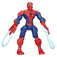 Marvel Hero Mashers Spiderman Action Figure