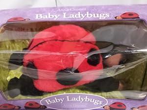 Anne Geddes Baby Ladybugs by Geddes