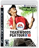 Tiger Woods PGA Tour 10 - PlayStation 3 Standard Edition