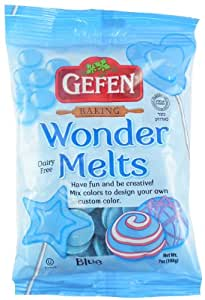 WONDER MELTS Blue Gefen Baking - Kosher