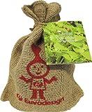 Euvo Design Jute Bag パクチー JP90119