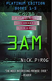 3 A.m. Platinum Edition: Henry Bins Books 1 - 5 by Nick Pirog ebook deal
