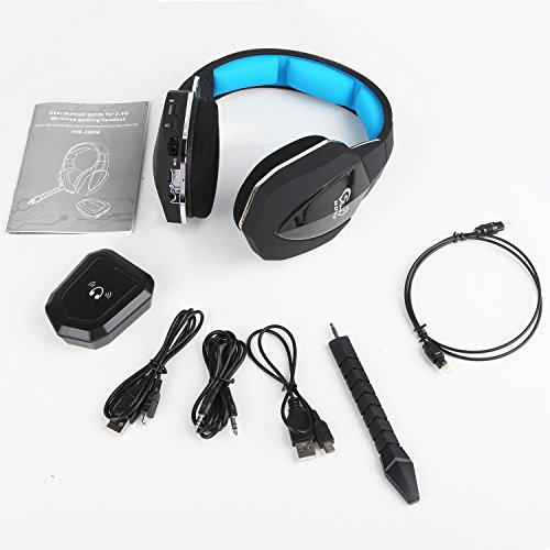 Wireless gaming headphones for xbox - headphone amplifier for xbox