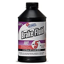 Gunk M4011/12 DOT 5 Brake Fluid - 11 fl. oz.