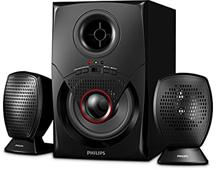 Philips MMS2020F/94 2.1 Channel Multimedia Speakers