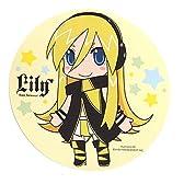 Anim.o.v.e Lily from Anim.o.v.eステッカーB
