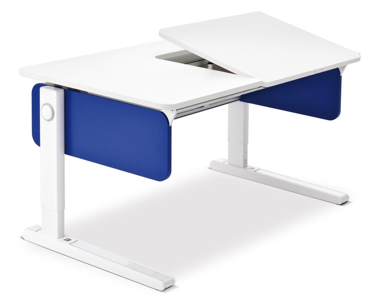 moll Champion style Schreibtisch right up Comfort blau bestellen