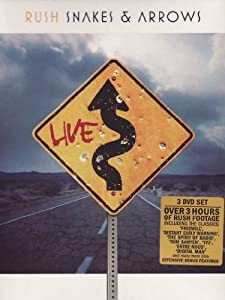 Snakes And Arrows Live [DVD] [2008]