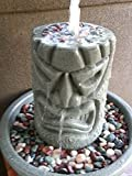 Angry Tiki Fountain (Granite Green)