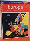 img - for Europe: Reading, Writing, Research : 100 Reproducible Activities : Intermediate book / textbook / text book