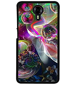 ColourCraft Abstract Image Design Back Case Cover for MICROMAX CANVAS XPRESS 2 E313