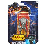 Super Battle Droid Star Wars Episode II Saga Legends SL05 Action Figure