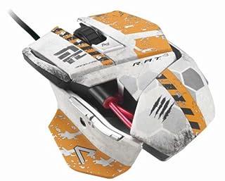Titanfall オリジナルデザイン採用 Mad Catz Titanfall R.A.T. 3 Optical Gaming Mouse マッドキャッツ タイタンフォール ラット3 オプティカル ゲーミングマウス (MC-R3E-TF) [Win8/Mac 対応]