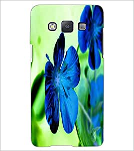 PrintDhaba Flower D-2436 Back Case Cover for SAMSUNG GALAXY A5 (Multi-Coloured)