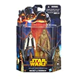 Han Solo and Chewbacca Star Wars Mission Series MS07 Figure 2 Pack