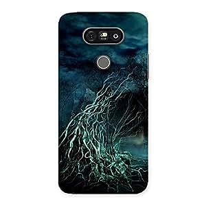 Impressive Horror Tree Multicolor Back Case Cover for LG G5