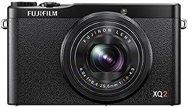 FUJIFILM プレミアムコンパクトデジタルカメラ XQ2 ブラック XQ2B