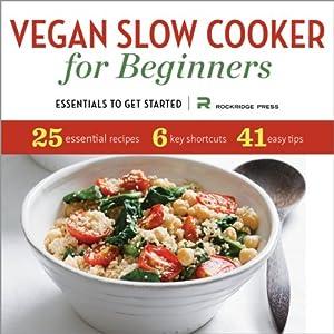 Vegan Slow Cooker for Beginners Audiobook