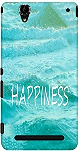 DailyObjects Happiness Is The Sea Case For Sony Xperia T2 Ultra