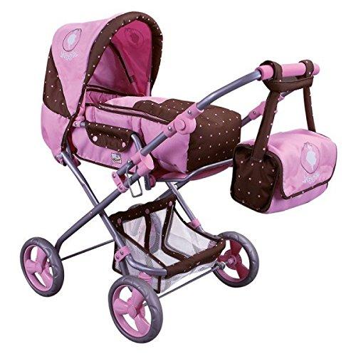 Puppenwagen mit Tasche *?? für die Puppen-Mama