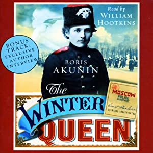 The Winter Queen Audiobook