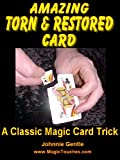 TORN & RESTORED CARD TRICK (Magic Card Tricks)