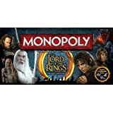 Monopoly: Lord of The Rings Collectors Edition