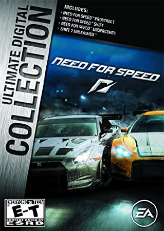 Need for Speed Ultimate Digital Collection [Download]