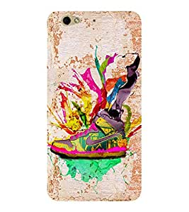 Axes Premium Designer Back Cover for Gionee S6 (-d1207