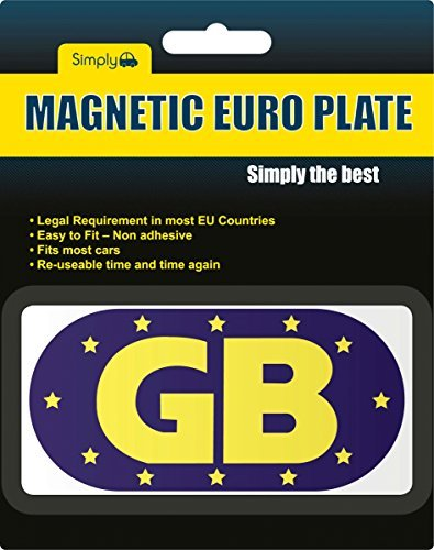 gb-euro-magnetic-sticker-blue-background-for-travel-abroad
