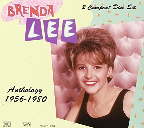 Brenda Lee - Anthology [2 Cd] - Zortam Music