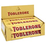 Toblerone Milk Chocolate 400 g (Pack of 10)