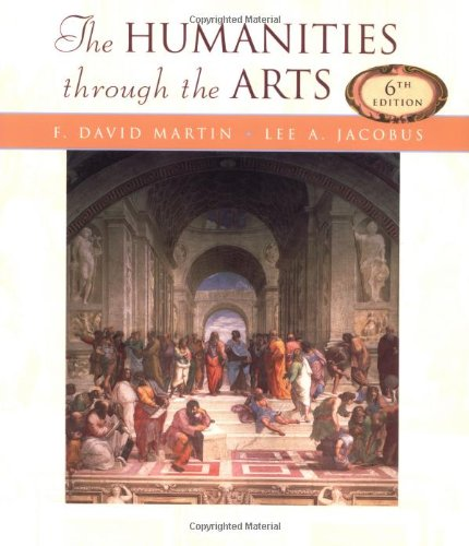 Humanities Through The Arts front-802857