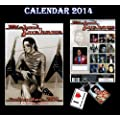 MICHAEL JACKSON 2014 CALENDRIER BY DREAM + FREE MICHAEL JACKSON PORTE-CL�S