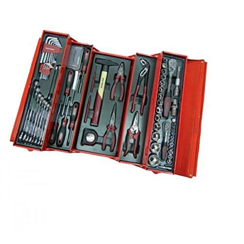 Kraftwerk-3036-Werkzeugkasten-aus-Metall-mit-106-C
