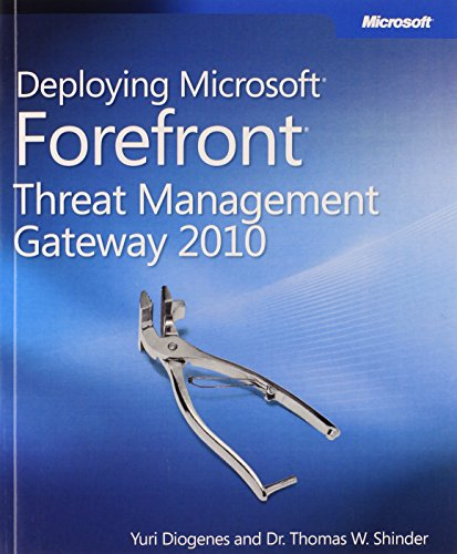 Deploying Microsoft Forefront Threat Management Gateway 2010 (Deploying Windows 7 compare prices)