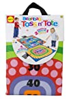 Bean Bag Toss 8216N Tote 2 Game Set with 36 X 36 Game Mat