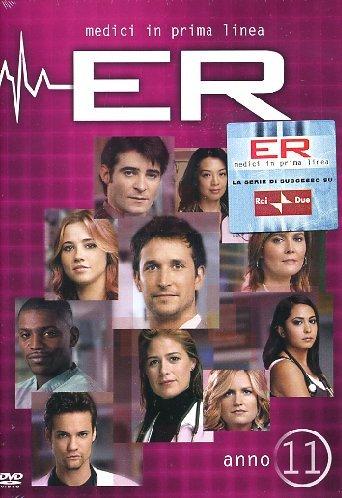 ER - Medici in prima lineaStagione11 [3 DVDs] [IT Import]