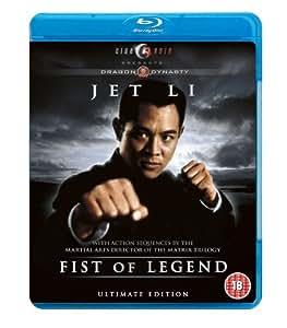 Fist Of Legend [Blu-ray] [1994]