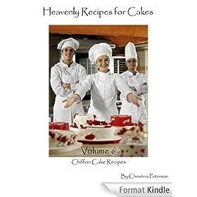 Chiffon Cake Recipes (English Edition)