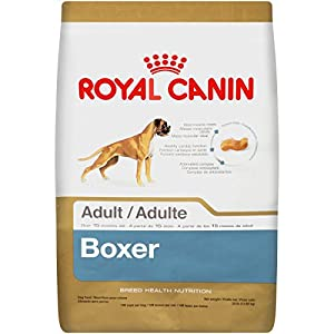 Royal Canin Boxer Dry Dog Food, 30-Pound