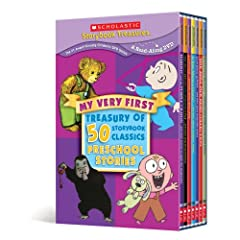 My Very First Scholastic Treasury DVD Collection – OWTK DVD Review & Giveaway