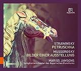 ストラヴィンスキー:ペトルーシュカ&ムソルグスキー:展覧会の絵